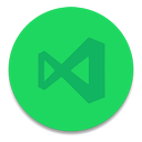 Logo de l'extension de spotify pour visual studio code